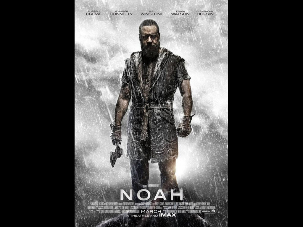 Noah (2014) Watch Online and Full Movie Download in