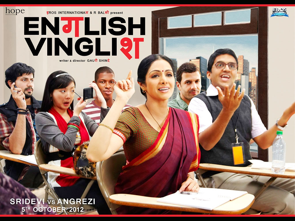 English Vinglish 2012 Free Movie Download 720p BluRay