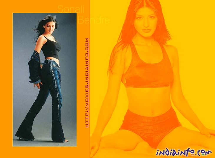 Related Pictures sonali bendre hot and sizzling pictures