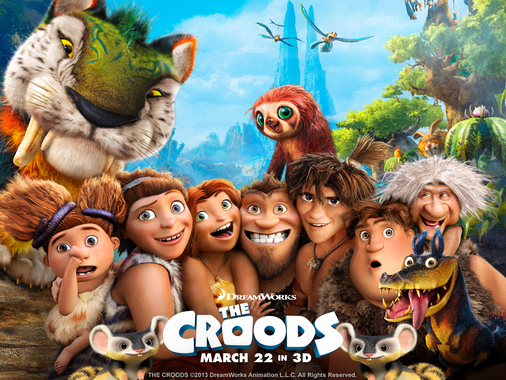 the croods hq movie wallpapers | the croods hd movie wallpapers