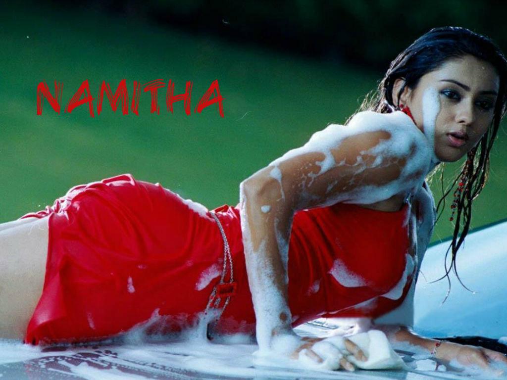 Namitha Hot in High School 2