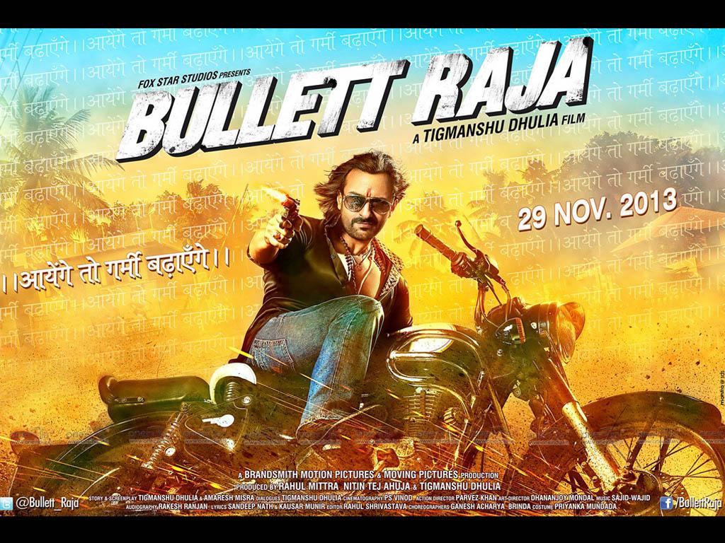 Bullett Raja Hindi Film Cast Crew Songs And Wallpapers
