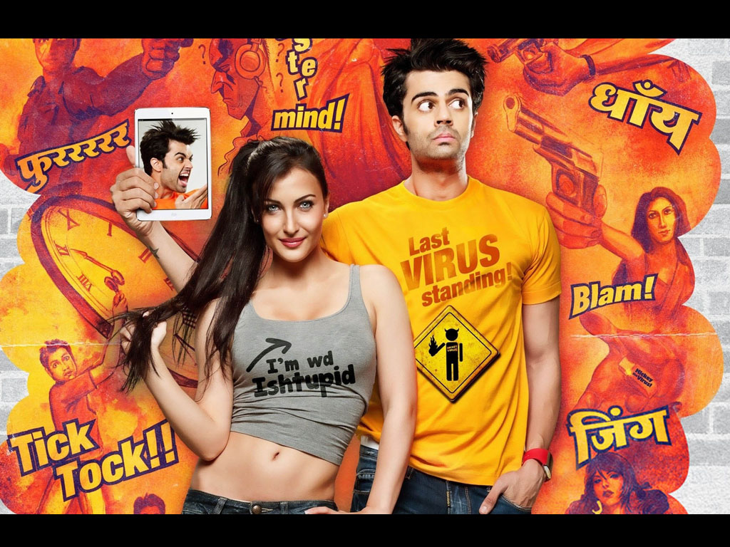 Mickey Virus HD Movie Wallpapers   11331   Oneindia Wallpapers