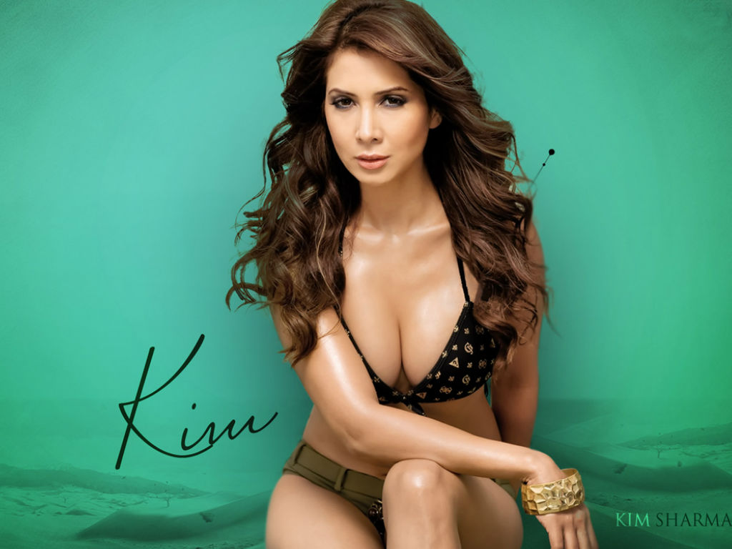 Kim Sharma Nude Photos 17