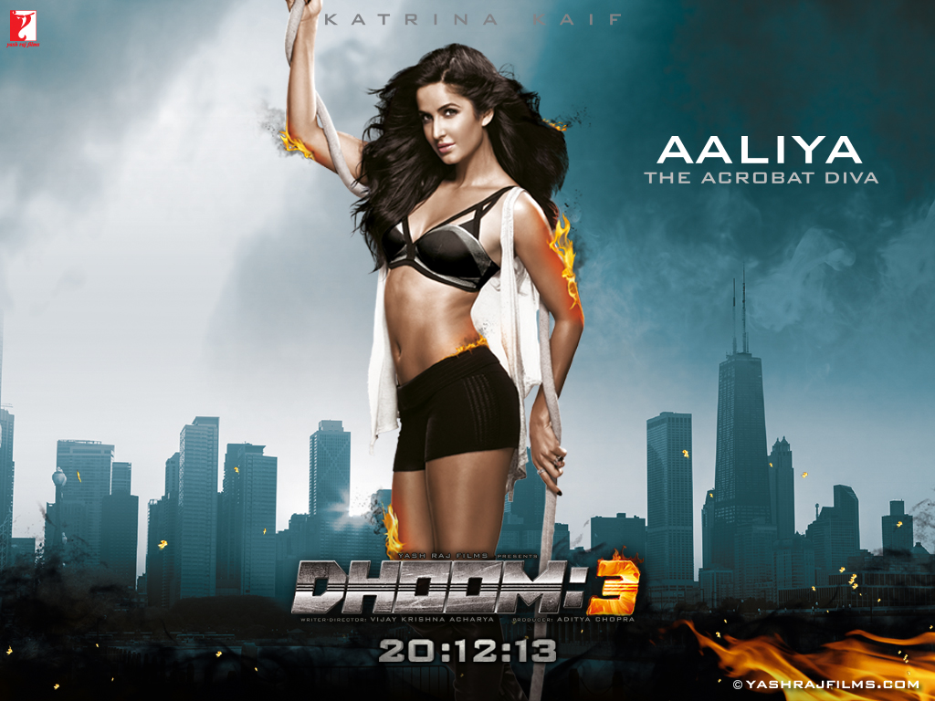 dhoom 3 hq movie wallpapers | dhoom 3 hd movie wallpapers - 12442