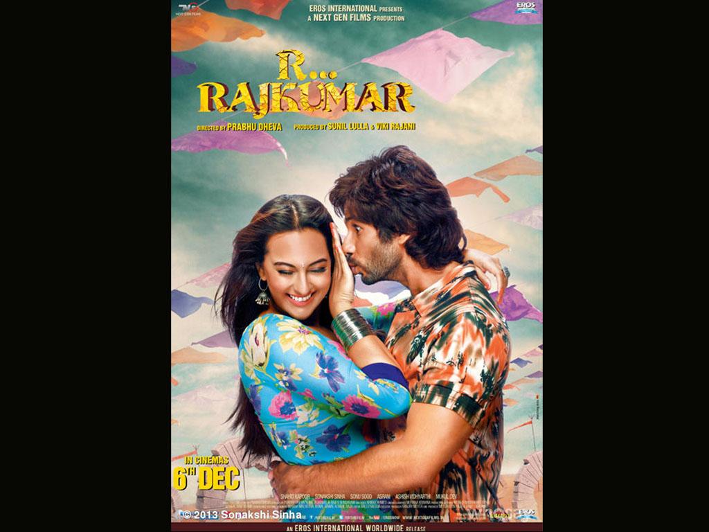 R Rajkumar Hq Movie Wallpapers R Rajkumar Hd Movie