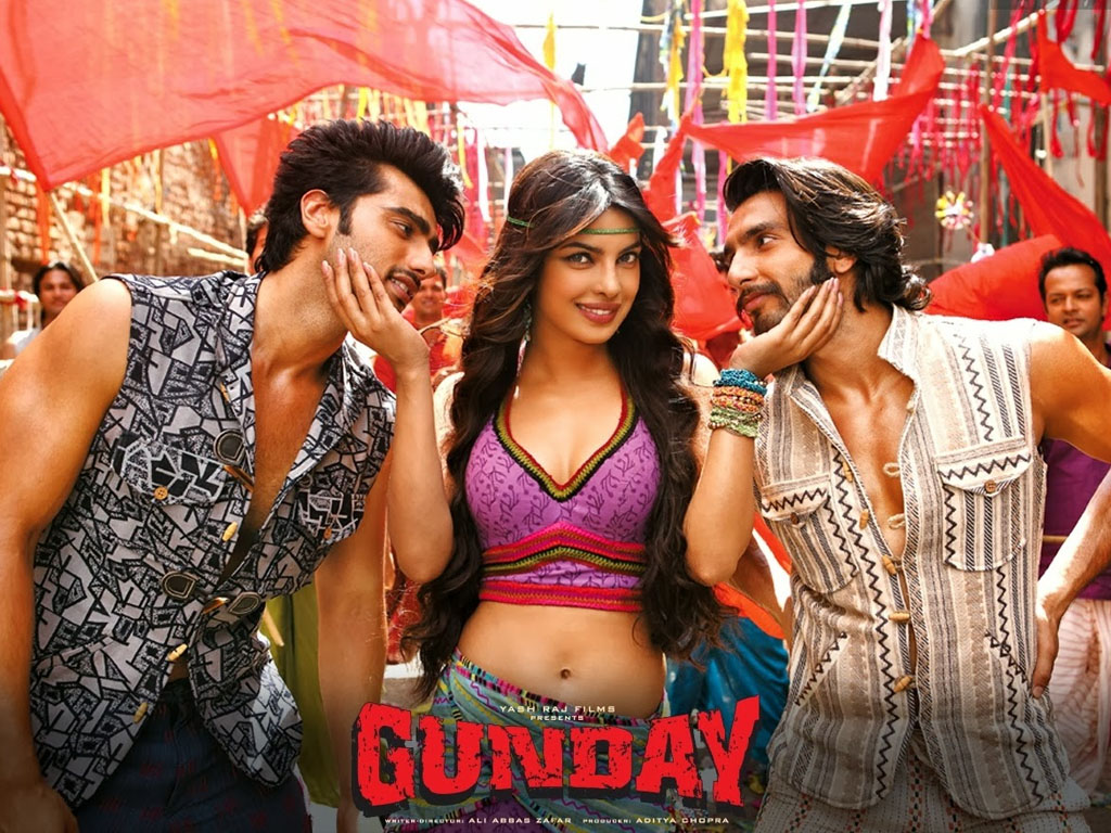 gunday hq movie wallpapers | gunday hd movie wallpapers - 13670