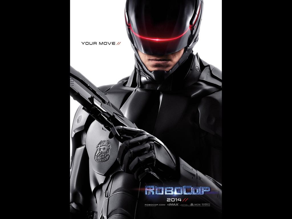 More awesome Robocop artwork by Firewire Design Robocop