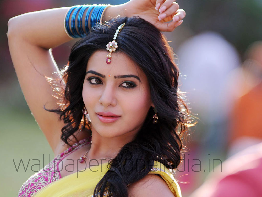 Samantha Hq Wallpapers Samantha Wallpapers 14371 Oneindia Wallpapers