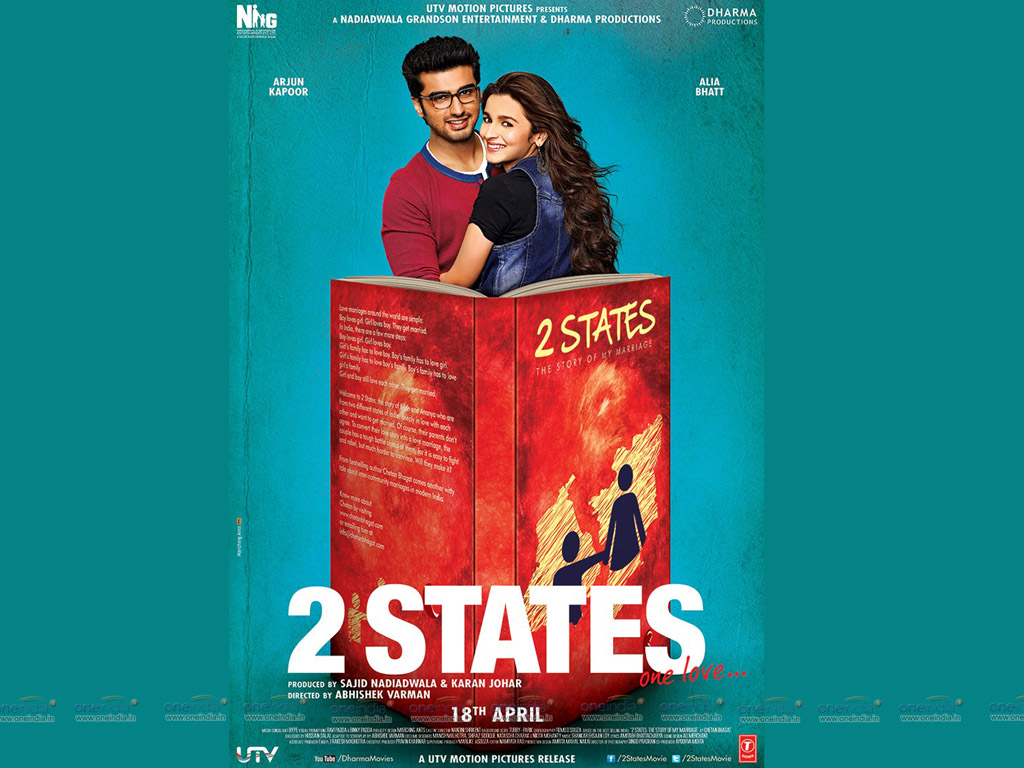 2 States Full Movie