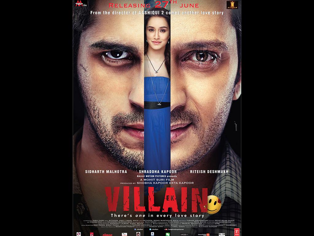 Ek Villain Hq Movie Wallpapers Ek Villain Hd Movie Wallpapers