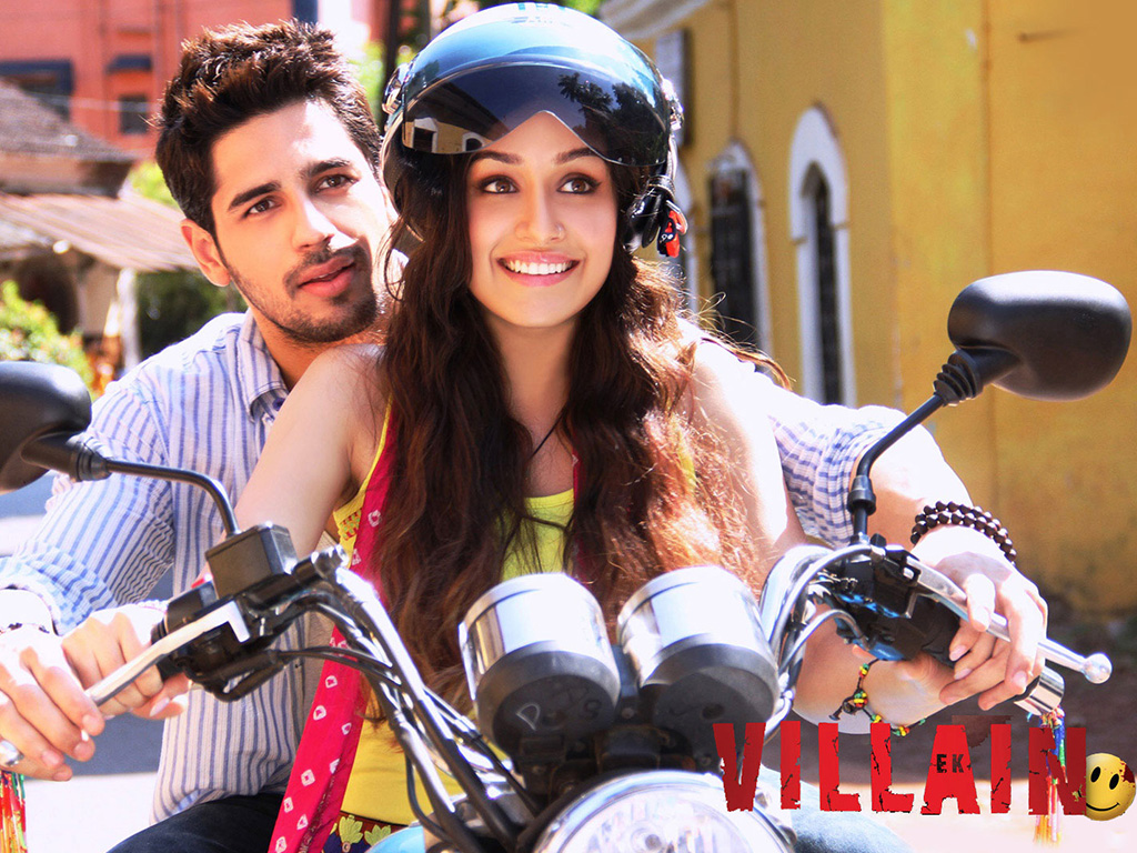 Ek Villain Sidharth Malhotra Neck Tattoo Pics Download