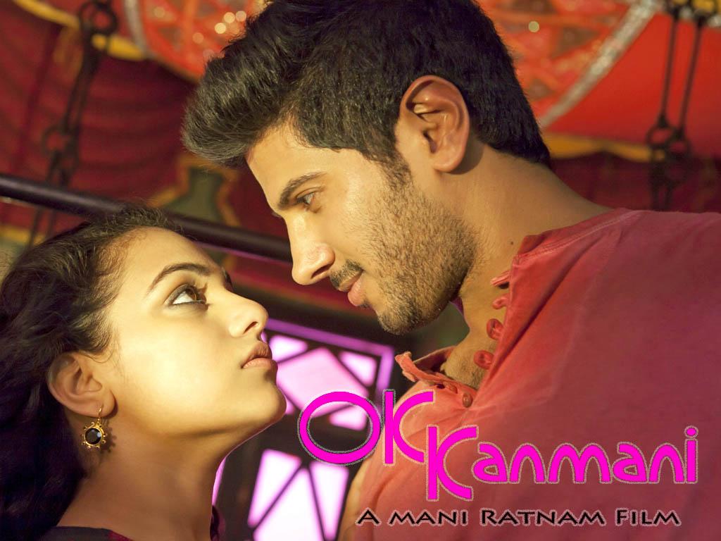 Ok Kanmani Oh Kadhal Kanmani Hq Movie Wallpapers Ok Kanmani Oh