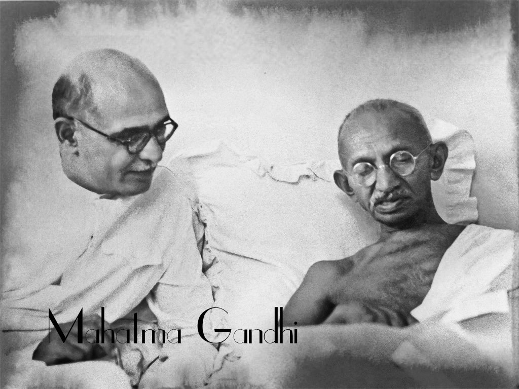 mohandas karamchand gandhi in hindi language Mahatma gandhi 1869-1948 mohandas karamchand gandhi was born on 2 october 1869 in porbandar, a coastal town in present-day gujarat, india his father, karamchand gandhi (1822–1885), who belonged to the hindu modh community, was the diwan (prime minister) of porbander state, a small princely state in the kathiawar agency of british india.