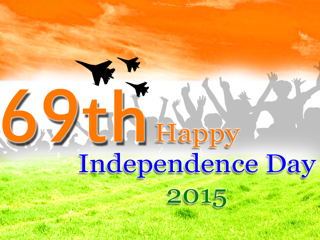 independence day india The independence day in india is celebrated every year on the 15th of august in honor of the birthday of the nation on 15th august 1947, india achieved her independence from british rule and became a sovereign nation.
