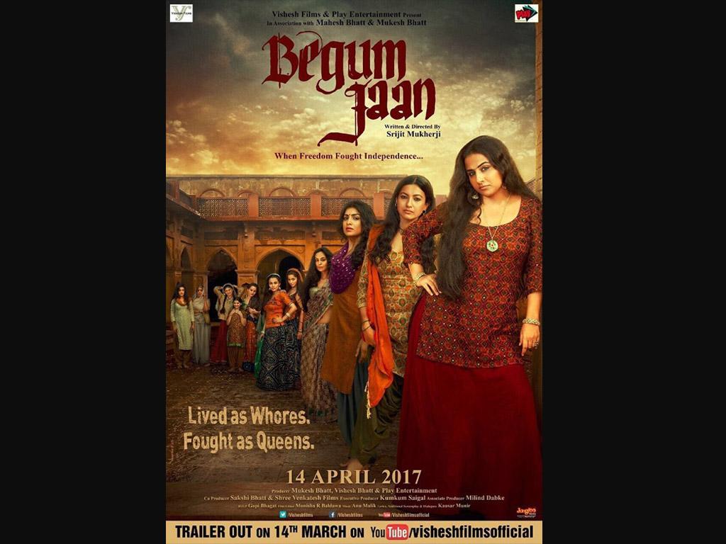 Begum Jaan Hq Movie Wallpapers Begum Jaan Hd Movie Wallpapers