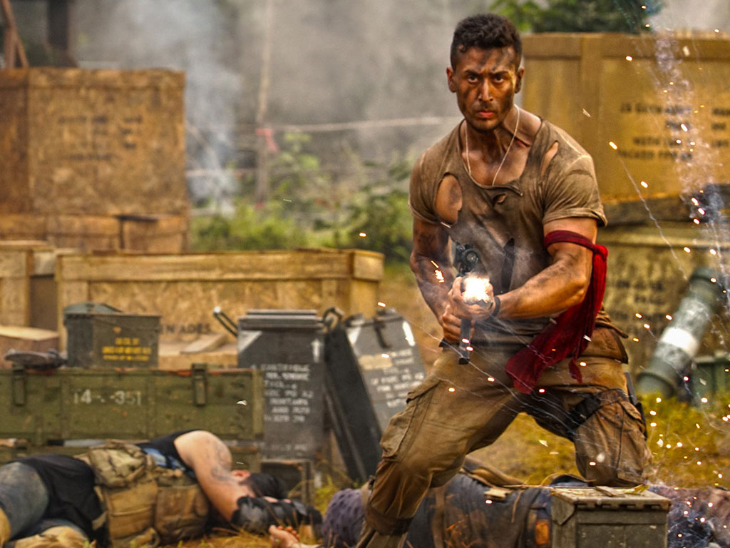 Baaghi 2 Hq Movie Wallpapers Baaghi 2 Hd Movie Wallpapers 50602