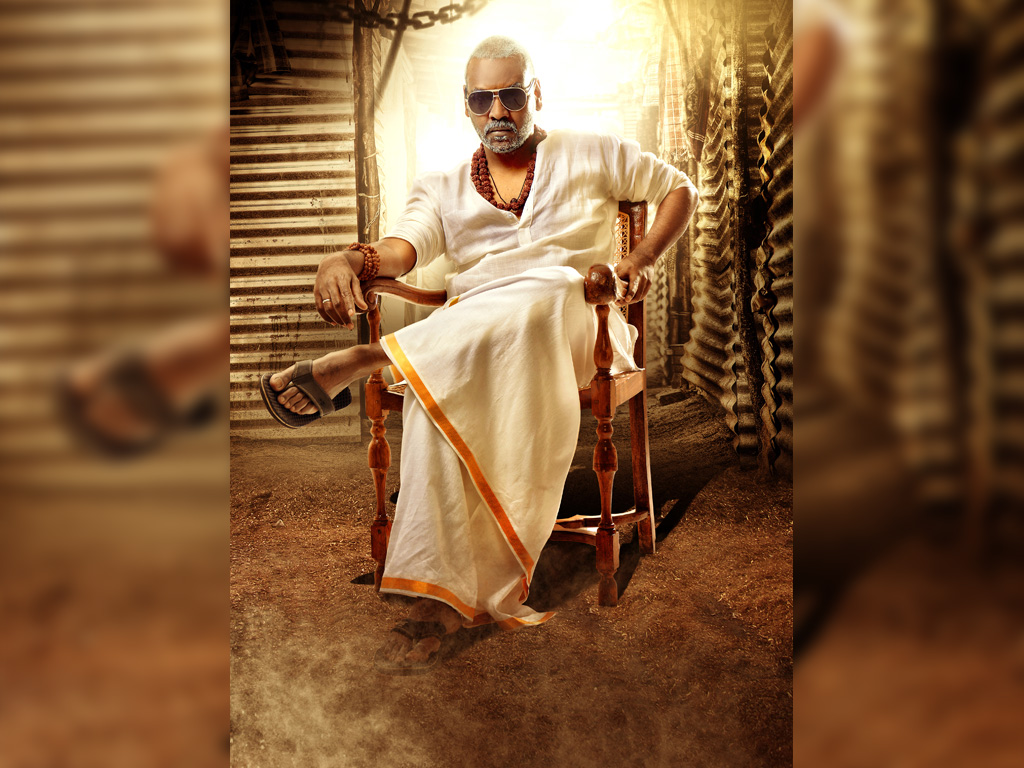 Kanchana 3 Hq Movie Wallpapers Kanchana 3 Hd Movie Wallpapers 58020 Oneindia Wallpapers