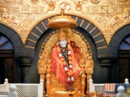 sai baba of shirdi wallpaper 138536284130